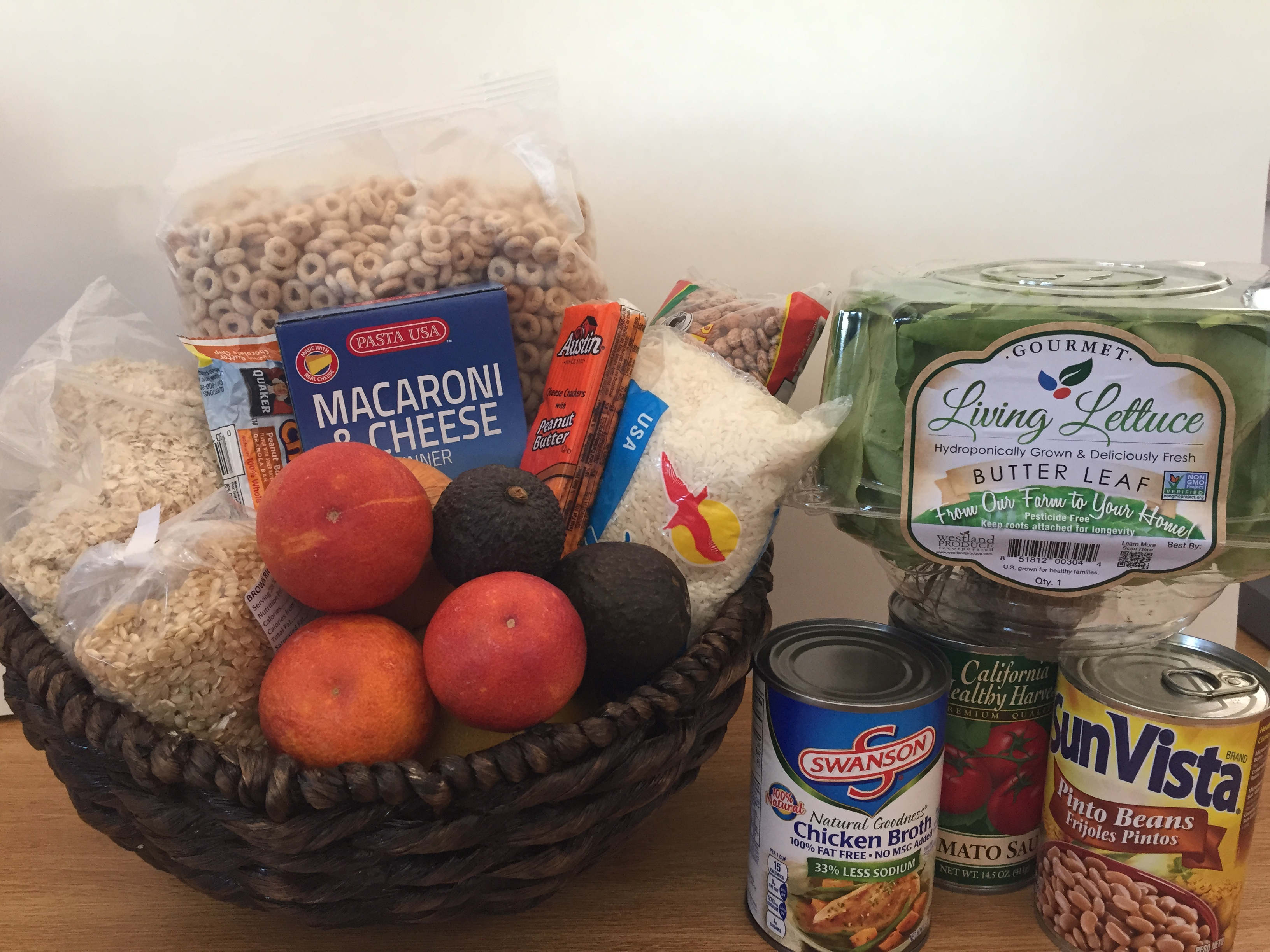 Whole Foods Food Donation Request
